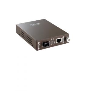 DMC-920R 100Mbps fast Ethernet media converter